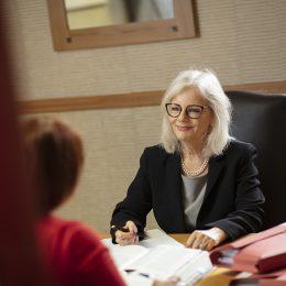 Diane Genders meeting